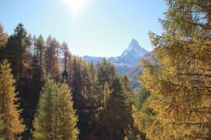 Summer holidays in Zermatt