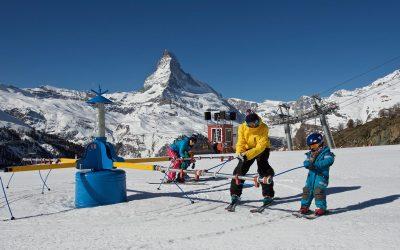Oberwallis: Destination Zermatt-Matterhorn lanciert Familienoffensive