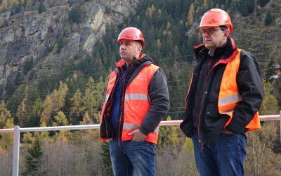St. Niklaus/Zermatt: Zukunftsträchtige Projekte