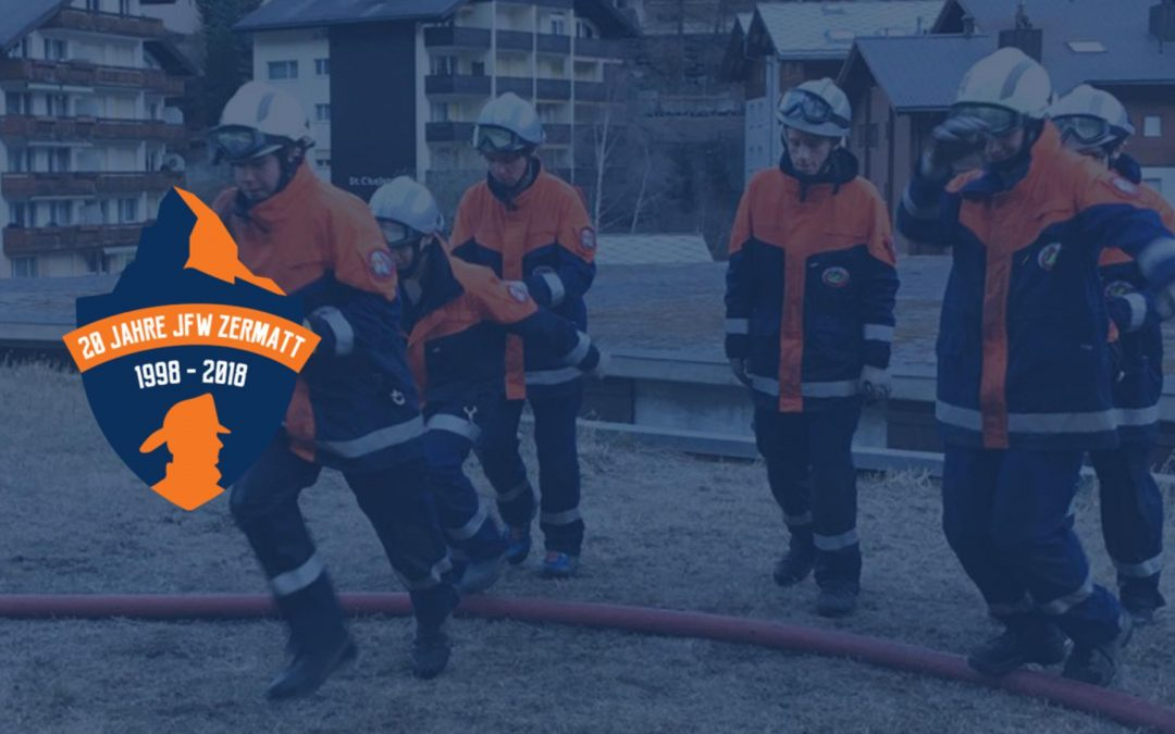 Zermatt: Jugendfeuerwehren im Zentrum