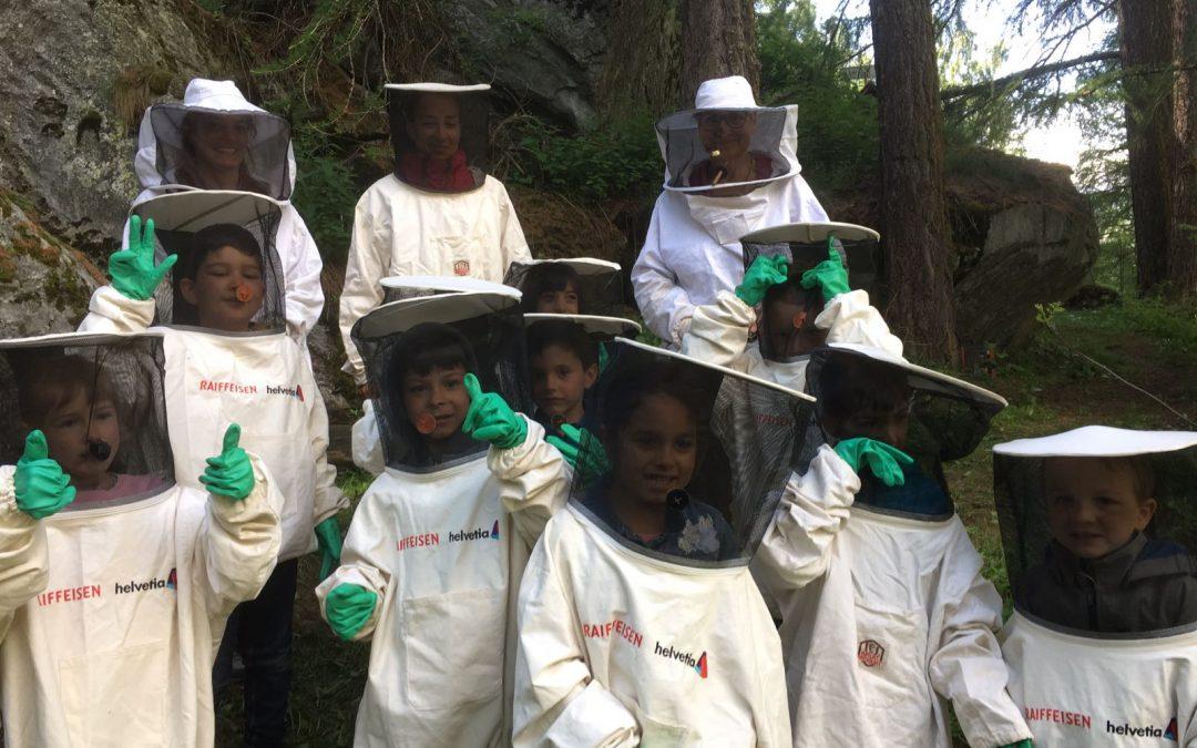 Der Kindergarten im Bienenhaus