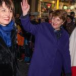 Ein Ehrentag für die neu gewählte Bundesrätin: Das Wallis empfing am Donnerstag offiziell Viola Amherd. Der Empfang in ihrer Heimatgemeinde Brig-Glis war besonders herzlich. – radio rottu oberwallis