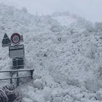 Mächtige Lawinen verschütten Strasse Zermatt–Täsch | 1815.ch – 1815.ch