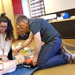 Medizinischer Komfort in Randa – Gemeinde bildet gratis zum «Public Responder in Herzmassage» aus – Gemeinde Randa