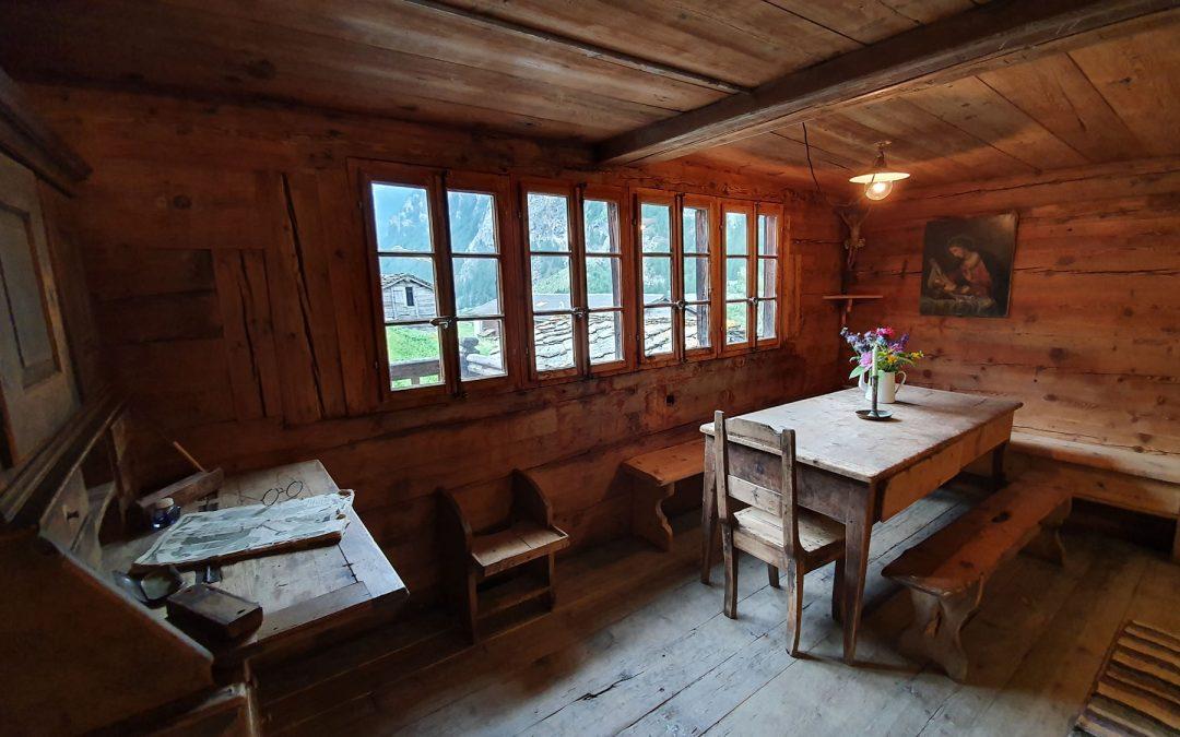 "Einweihung ""Wohnmuseum Lorihiischi"" | 10.08.2019"