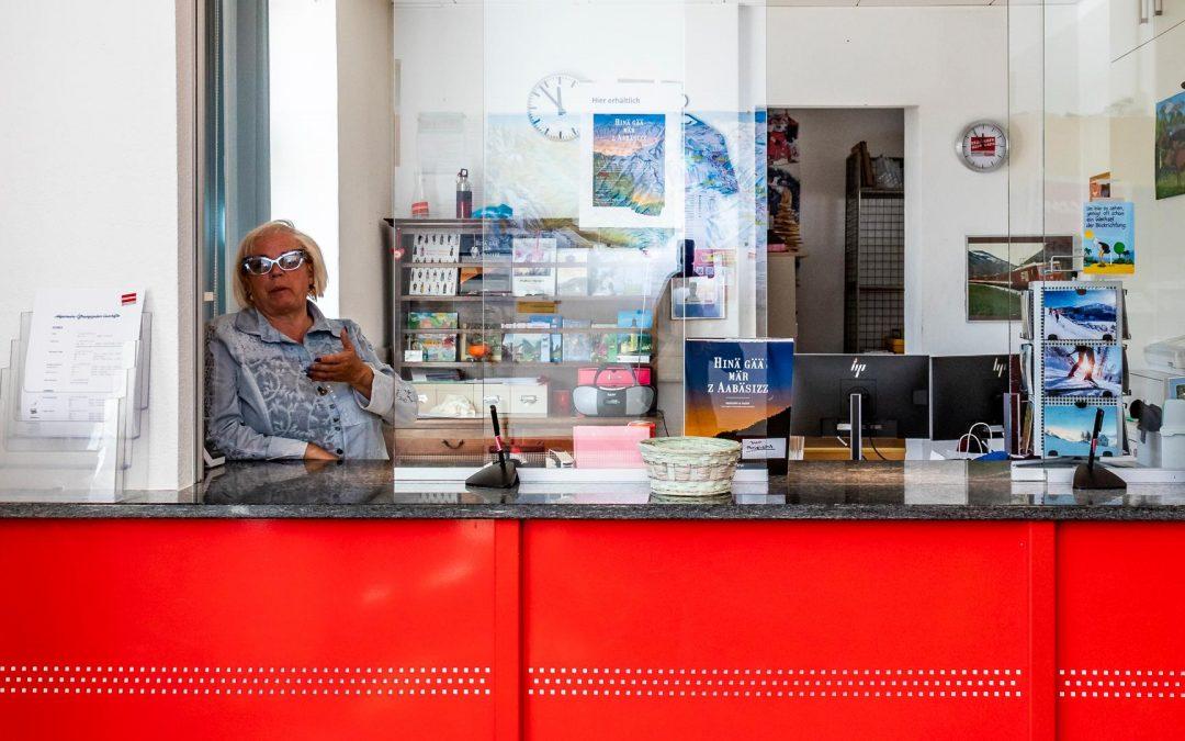 Wallis: Vorübergehende Schliessungen von Postfilialen